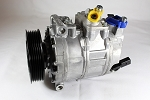 VW GOLF 2.5 2010-2014 A/C COMPRESSOR (6 GROOVE CLUTCH)