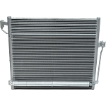 MERCEDES ML250/350/400/550 2012-2015 A/C CONDENSER NEW