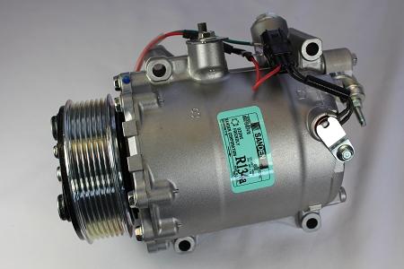 honda crv    ac compressor  original equipment