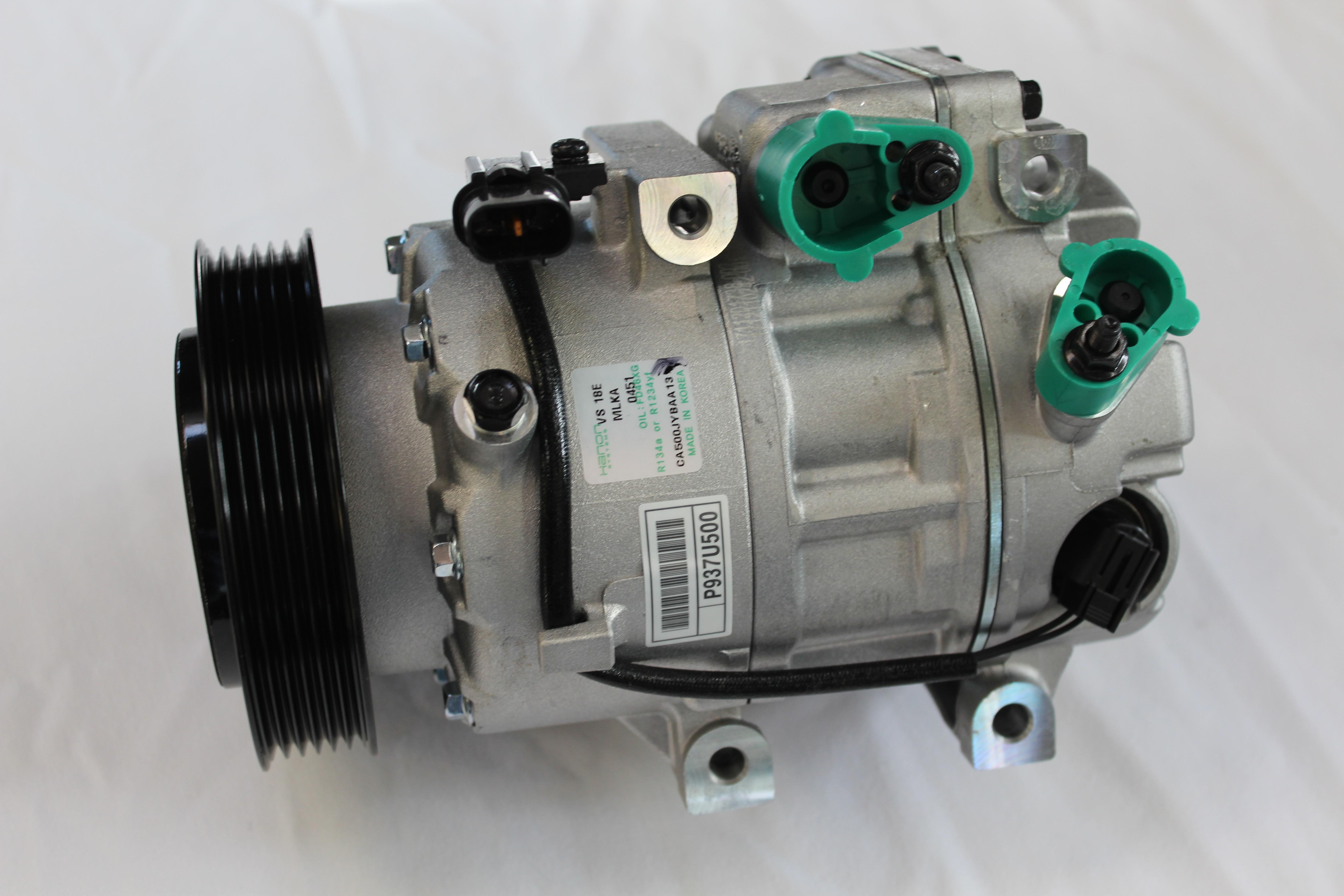 BuyAutoParts 60-88783R2 New For Kia Sedona Sorento /& Hyundai Entourage AC Compressor w//A//C Drier