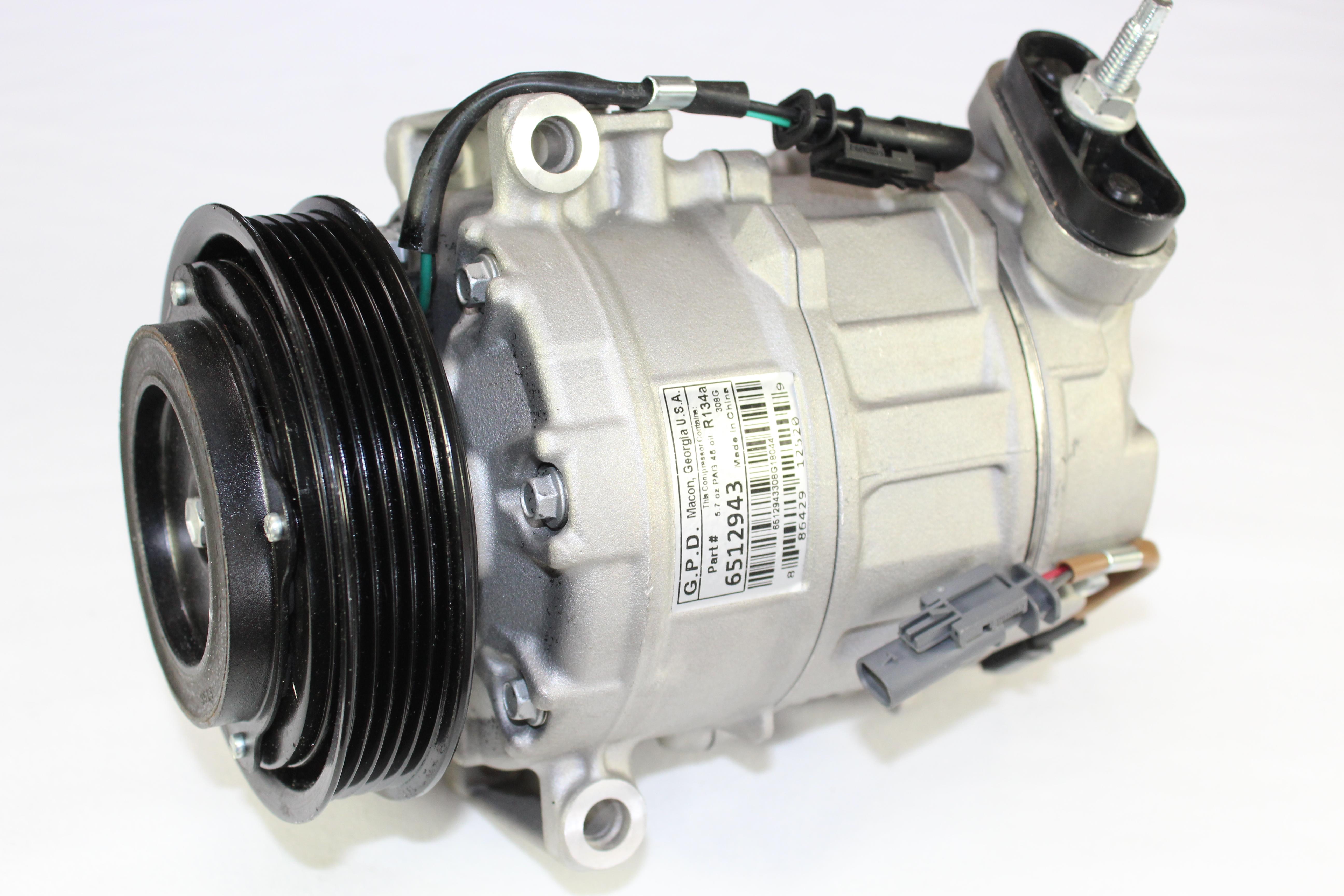 Chevrolet Equinox Gmc Terrain 2 4 2012 2014 A C Compressor New