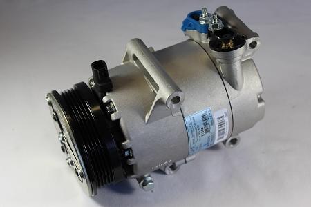 ford focus    ac compressor  wo turboto