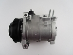 DODGE JOURNEY 2.4 2009-2018 A/C COMPRESSOR NEW (WITH REAR A/C )