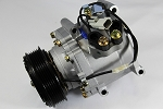 CHRYSLER SEBRING 2.4/2.7 2001-2004 A/C COMPRESSOR NEW (SEDAN CONVERTIBLE TO  July 21,2003)