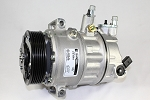 VW JETTA 2.0 GAS 2006-2008 A/C COMPRESSOR (ORIGINAL EQUIPMENT)