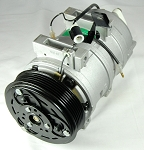 VOLVO S60 2.3/2.4/2.5 2001-2005 A/C COMPRESSOR NEW ( THICK REAR HEAD TO #92498)
