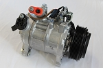 BMW X1 2.0 2013-2015 A/C COMPRESSOR NEW (WITH 6 GROOVE CLUTCH)