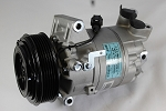 NISSAN VERSA 1.8 2007-2012 A/C COMPRESSOR NEW (WITH FITTINGS TOGETHER)