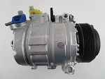 BMW 128I/135I 3.0 2008-2013 A/C COMPRESSOR NEW (WITHOUT TURBO,6 GROOVE CLUTCH,w/N52B30A)