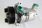 NISSAN VERSA 1.8 2009-2012 A/C COMPRESSOR NEW (WITH FITTINGS OPPOSITE SIDES)