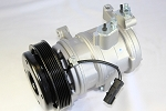 JEEP COMMANDER 3.7/4.7 2008-2010 A/C COMPRESSOR NEW (WITH REAR A/C )