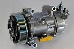 MINI COOPER 1.6 2009-2016 A/C COMPRESSOR NEW (WITH 4.68