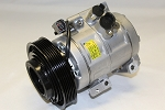 MAZDA 3 2.3/2.5  2010-2013 A/C COMPRESSOR NEW (ORIGINAL EQUIPMENT)
