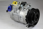 BMW 135i 3.0 2008-2013 A/C COMPRESSOR NEW (WITH TURBO,7 GROOVE CLUTCH)