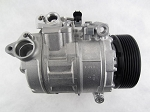 BMW X1 3.0 2013-2015 A/C COMPRESSOR NEW (WITH TURBO,7 GROOVE CLUTCH)(ORIGINAL EQUIPMENT)