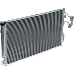 BMW 328/335 2012-2016 A/C CONDENSER NEW (WITHOUT M PACKAGE)
