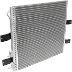 DODGE RAM PICK-UP 5.9 DIESEL 2003-2007 A/C CONDENSER NEW (8.5