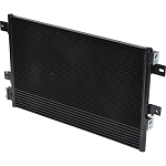 JEEP COMPASS 2007-2009 A/C CONDENSER NEW (WITH AUTOMATIC TRANSMISSION)