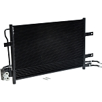 FORD FLEX 3.5 V6 2009-2012 A/C CONDENSER NEW (NON TURBO)