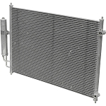 NISSAN ROGUE SELECT 2.5 2014-2015 A/C CONDENSER NEW