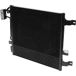 JEEP WRANGLER 3.8 2007-2011 A/C CONDENSER NEW (AUTOMATIC TRANSMISSION)