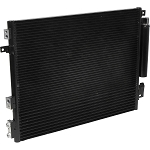CHRYSLER 300 2011-2018 A/C CONDENSER NEW (W/O POWER STEERING OIL COOLER)