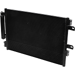 JEEP COMPASS 2.0/2.4 2010-2017  A/C CONDENSER NEW (WITH DRIER ATTACHED)