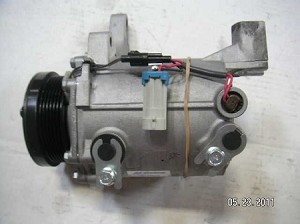 BUICK RENDEZVOUS 3.6 V6 2004-2006 A/C COMPRESSOR NEW (ORIGINAL EQUIPMENT)