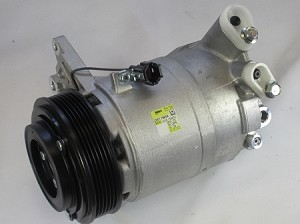 NISSAN MAXIMA 3.5 V6 2007-2008 A/C COMPRESSOR NEW (ORIGINAL EQUIPMENT)
