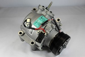 BUICK RAINIER 5.3/6.0 V8 2007 A/C COMPRESSOR NEW (LATE 2007 WITH 2 PIN CONNECTOR)