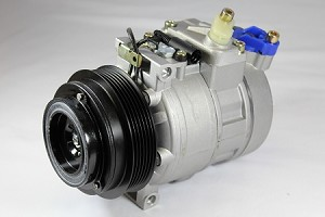 MERCEDES E300D/ E320 1996-2003 A/C COMPRESSOR NEW (WILL NOT FIT LATE 2003 MODELS)