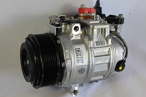 BMW X5 3.0 GAS 2011-2016 A/C COMPRESSOR NEW (ORIGINAL EQUIPMENT)
