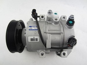 HYUNDAI GENESIS COUPE 3.8 2013-2016 A/C COMPRESSOR NEW (ORIGINAL EQUIPMENT)