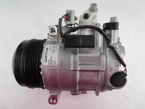 MERCEDES BENZ SLK350 3.5 2013-2016 A/C COMPRESSOR NEW (ORIGINAL EQUIPMENT)