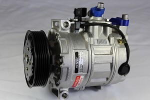AUDI Q7 3.0 TDI 2009-2015 A/C COMPRESSOR (ORIGINAL EQUIPMENT)