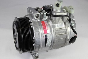 MERCEDES CLK350 2006-2009 A/C COMPRESSOR NEW  (ORIGINAL EQUIPMENT)