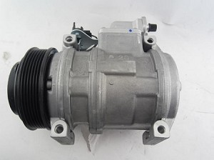 MERCEDES S320/S420 1994-1999 A/C COMPRESSOR NEW (WITH DENSO 6 GROOVE 10PA20C)(ORIGINAL EQUIPMENT)