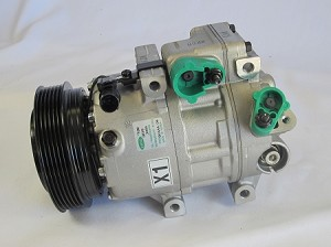 HYUNDAI SANTA FE 2.4/3.5 2010-2012  A/C COMPRESSOR NEW (ORIGINAL EQUIPMENT)