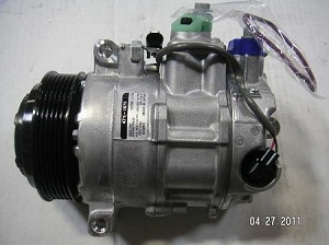 MERCEDES BENZ E550 3.5 2012-2016 A/C COMPRESSOR NEW (ORIGINAL EQUIPMENT)