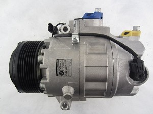 BMW 740I 3.0 2011-2012 A/C COMPRESSOR NEW (ORIGINAL EQUIPMENT)