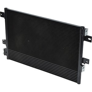 DODGE AVENGER 2.4/2.7/3.5/3.6 2008-2014  A/C CONDENSER NEW (WITHOUT DRIER ATTACHED)
