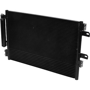 JEEP PATRIOT 2.0/2.4 2010-2017  A/C CONDENSER NEW (WITH AUTOMATIC TRANSMISSION)